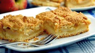 Kruche ciasto z jabłkami | Smaczne-Przepisy.TV