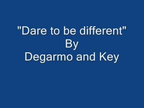 Dare to be different 2 degarmo and key christian song Heat it up