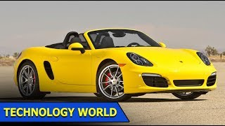 Porsche Boxster Sports Car | Manufacturing Of Fiber Optics | Technology World | Ep 7
