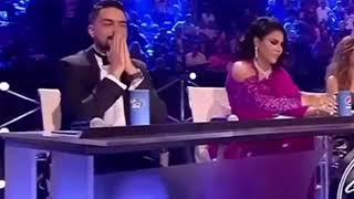 أغنيه شيرين قلبي شافو نط فجأه من مكانو وقام بايسني