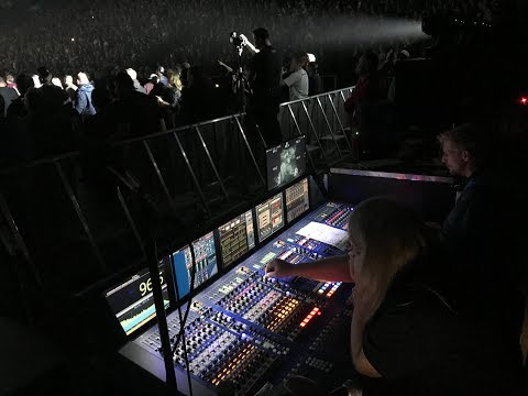 "Interview with ""Big Mick"" Hughes: FoH sound for Metallica si"