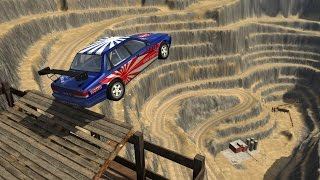 BeamNG.drive - The Open Cut Mine
