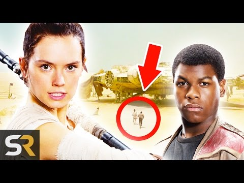 10 Editing Mistakes In Star Wars Movies...