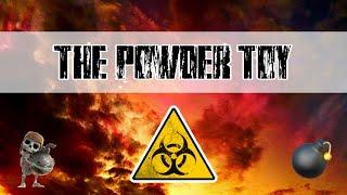 THE POWDER TOY  Como Hacer una bomba
