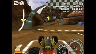 Обзор гонок LEGO 'Drome Racers' (2002)