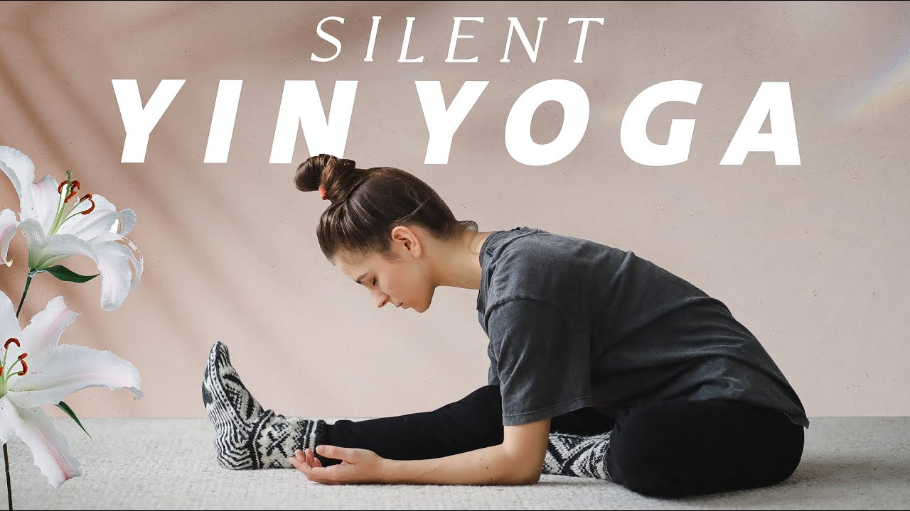 Yin Yoga | Entspannung für Hüften & unteren Rücken | Eintauchen in die Stille | 45 Min.
