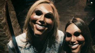 The Purge - Official Trailer (HD) Ethan Hawke