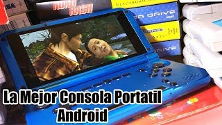 GPD XD - La Mejor Consola Portatil Android Para Emuladores y Juegos