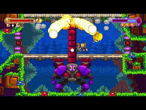 IF I GET HIT THE VIDEO ENDS | Iconoclasts |