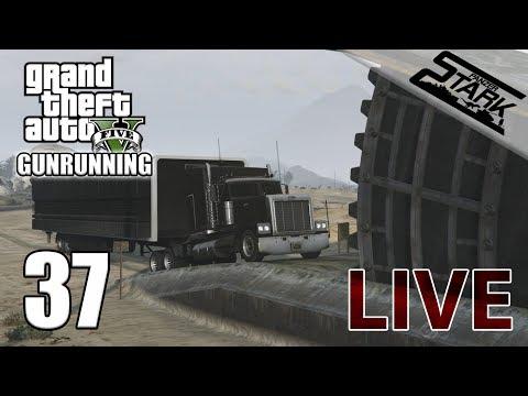 GTA 5 - 37.Rész (Gunrunning update/ Megveszünk mindent is!) - Stark LIVE
