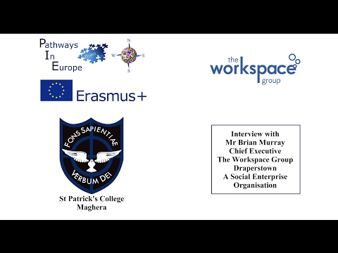 Interview with Mr Brian Murray, Chief Executive of the Workspace Group