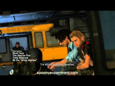 Live Wire - Metal Gear Solid V: The Phantom Pain