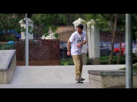 DC SKATE: Эмин Алиев из скейт-парка на Пресне.