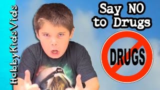 Kids Just Say No To Drugs