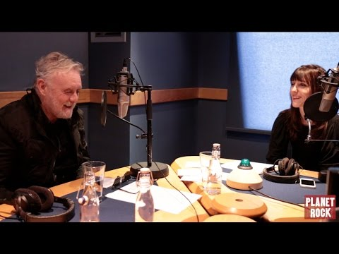 Queen's Roger Taylor indepth  on Planet Rock