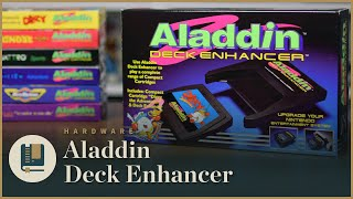 Aladdin Deck Enhancer | Gaming Historian