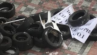 Столкновения под Верховной Радой 27.02.18