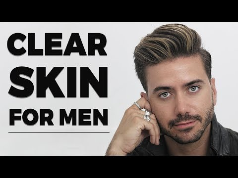 HOW TO WASH YOUR FACE PROPERLY | Men's Skincare Routine 2018 | Alex Costa