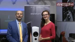 Скачать Презентация акустических систем Estelon YB в галерее Назаров