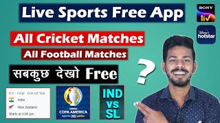 India vs New Zealand WTC Final Live - Watch any Sports Live for Free