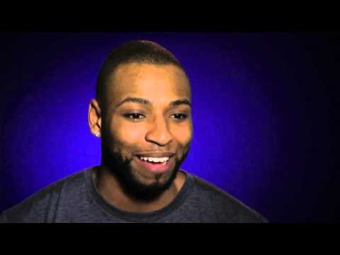 Cullen Jones on being a role model in the African-American community