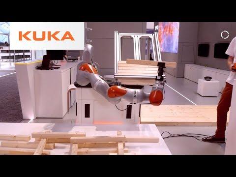 Finalist Spotlight - Collaborative Robotic Workbench - KUKA Innovation Award 2018