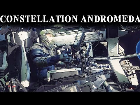 STAR CITIZEN #1 - Aventuras en la CONSTELLATION ANDROMEDA y FREELANCER | Gameplay Español