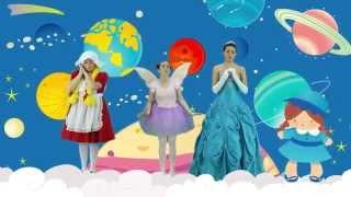 Brinca la tablita (tengo una muñeca vestida de azul) - canción infantil