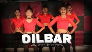 Satyameva Jayate | DILBAR Dance Choreography | IDC Family | Nora Fatehi | John Abraham