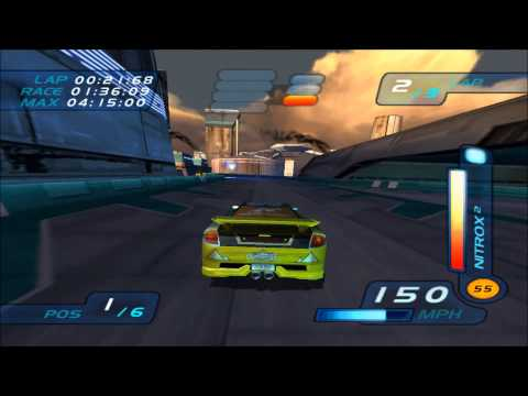 Hot Wheels World Race Seared Tuner on Submerged City