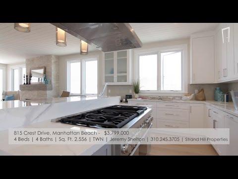 Manhattan Beach Real Estate  Open Houses: Aug 1314, 2016  MB Confidential