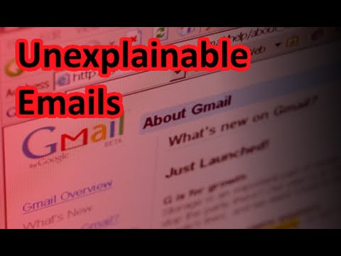 5 Creepy Unexplainable Emails People have Received