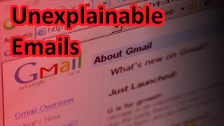 Video 5 Creepy Unexplainable Emails People have Received download MP3, 3GP, MP4, WEBM, AVI, FLV September 2018