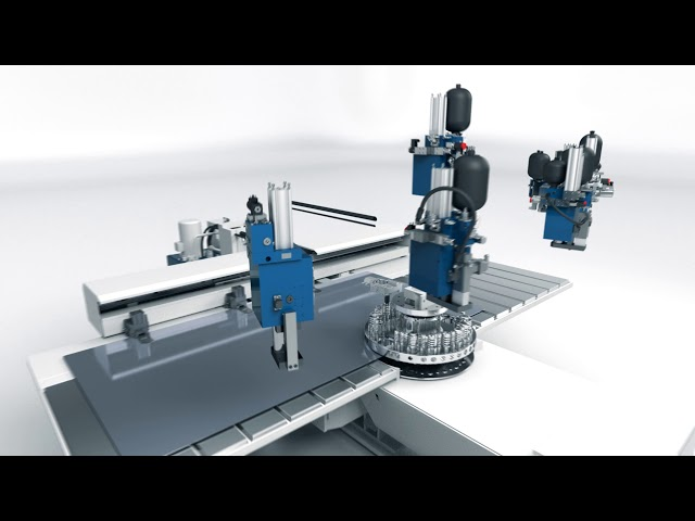 Voith Punching Systems