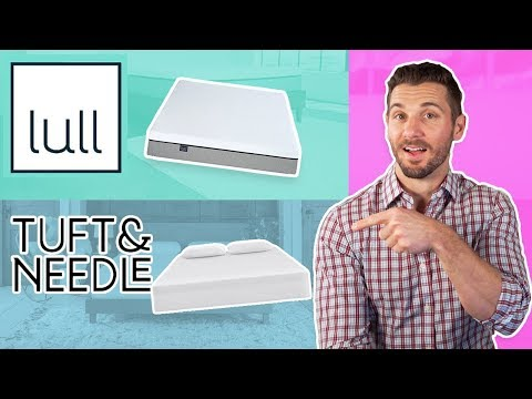 Lull vs Tuft and Needle | Mattress Review & Comparison (2019 UPDATED)
