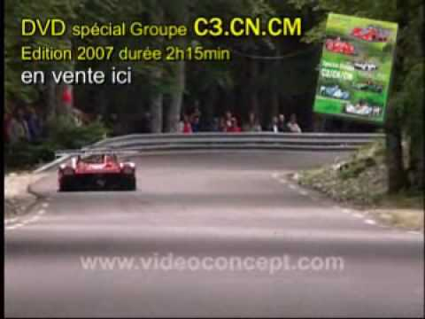 Demo Group CN/CM/C3 2007