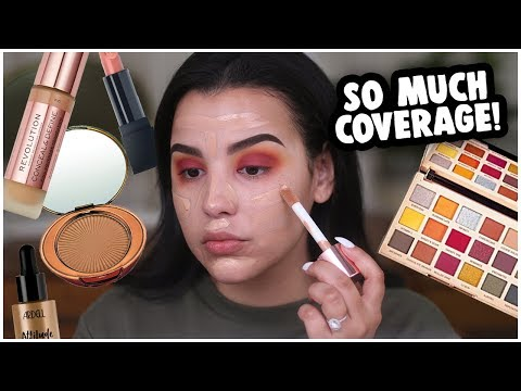 TRYING 'NEW-ish' AFFORDABLE  MAKEUP PRODUCTS 2018! | MakeupByAmarie