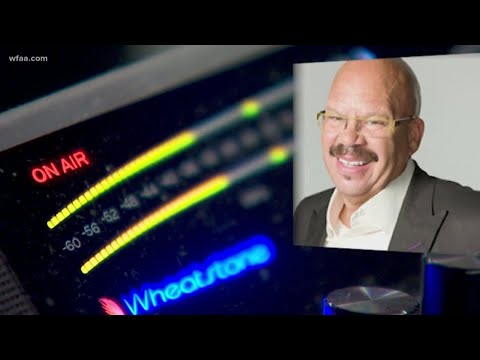 Download Legendary Dallas radio show host Tom Joyner signs off air for the last time
