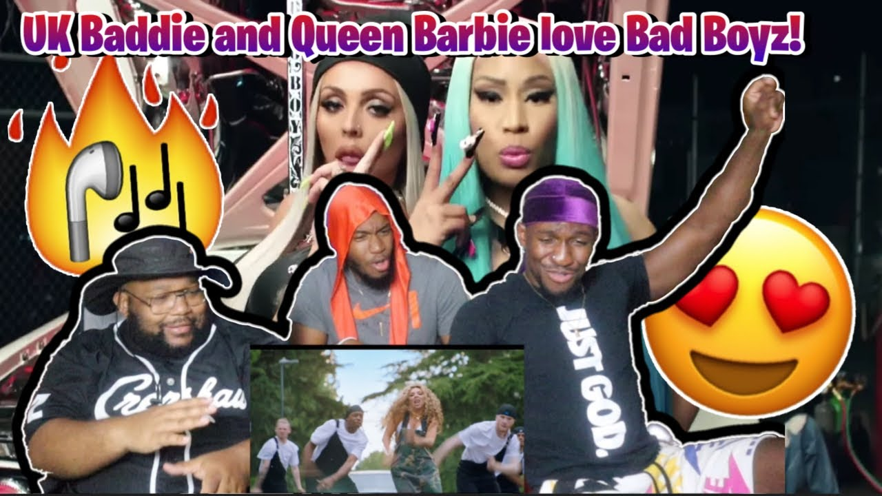Download Jesy Nelson Ft. Nicki Minaj - Boyz (Official Music Video) REACTION!!