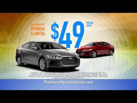 Pinehurst Hyundai - Summer Sales Drive Event