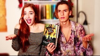 Judge A Book By Its Cover Challenge w/ Kal