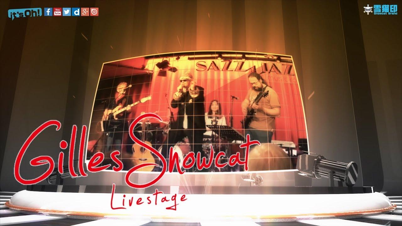 Gilles Snowcat Live Stage