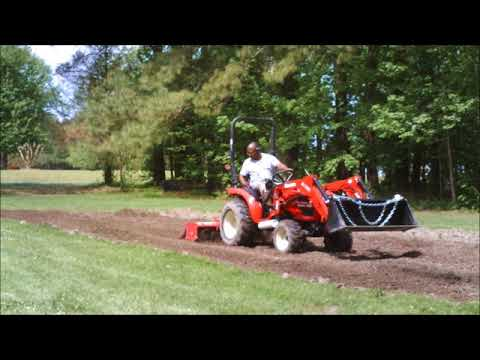 Repeat Branson 2400h Tilling and Mowing by Country Island