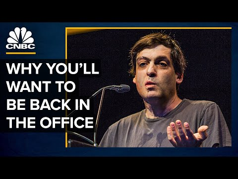 Why You'll Be In The Office More Than You Think: Dan Ariely