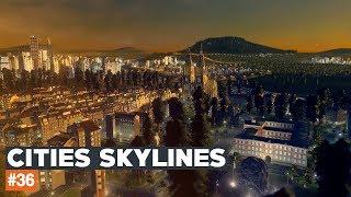 Cities Skylines #36   STARE MIASTO