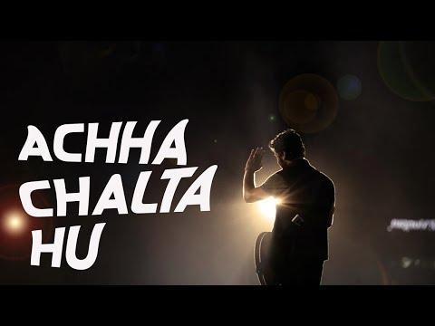 Achha chalta hu + Kabira maan ja - Arijit singh live performance