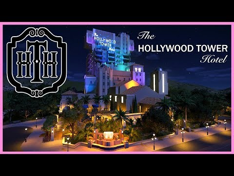 Tower of Terror!: Disney California Recreation | Ride Spotlight 60 #PlanetCoaster