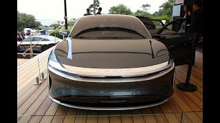 Inside & Outside Lucid Air Car - The Future of Luxury Electric  Car?