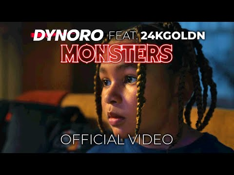 Dynoro feat. 24kGoldn - Monsters (Official Video)