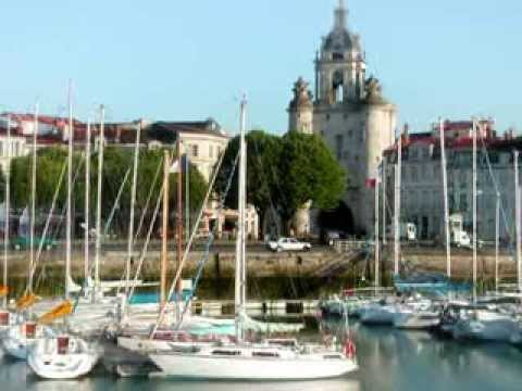 la rochelle ville magnifique youtube. Black Bedroom Furniture Sets. Home Design Ideas